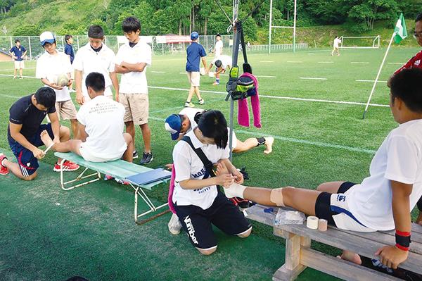 スポーツトレーナー研究会