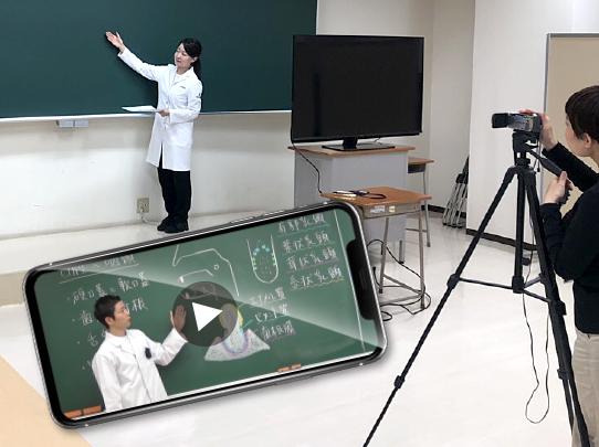 森ノ宮の動画コンテンツ配信