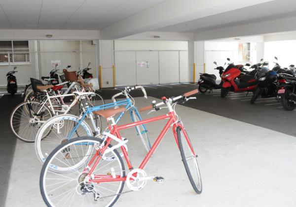 自転車・バイク通学