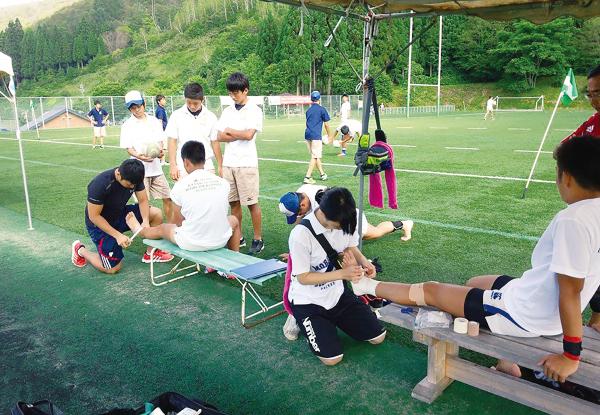 森ノ宮の『医療 × スポーツ』