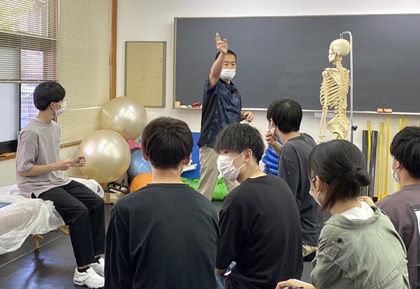 元プロ野球選手から学ぶ、トレーナーの必要性