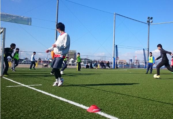 スポーツ大会(フットサル・バレーボール)